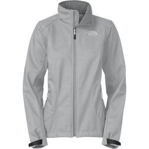North Face chromium thermal softshell Jacket